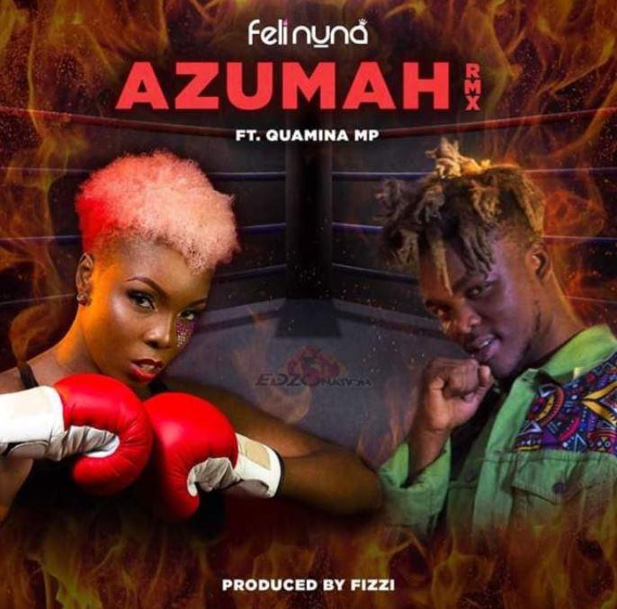 ListenGH Feli Nuna – Azumah (Remix) Ft Quamina Mp