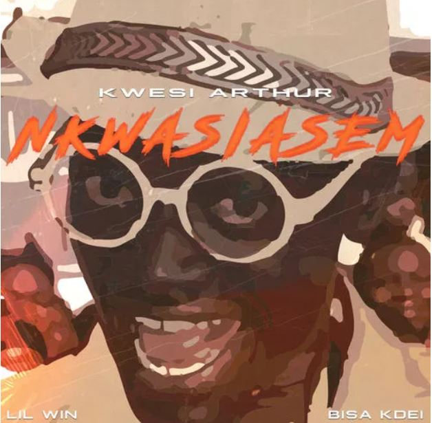 Kwesi Arthur – Nkwasiasem Ft Lil Win & Bisa Kdei mp3 download. Ghanaian award winning rapper, Kwesi Arthur dishes out yet another latest song dubbed 'Nkwasiasem'