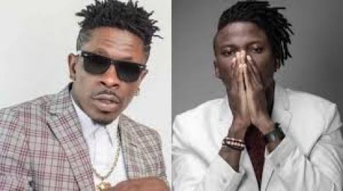 ListenGH Stonebwoy Finally Thanks Shatta Wale For His Support At His Concert After He Called Him Ungrateful