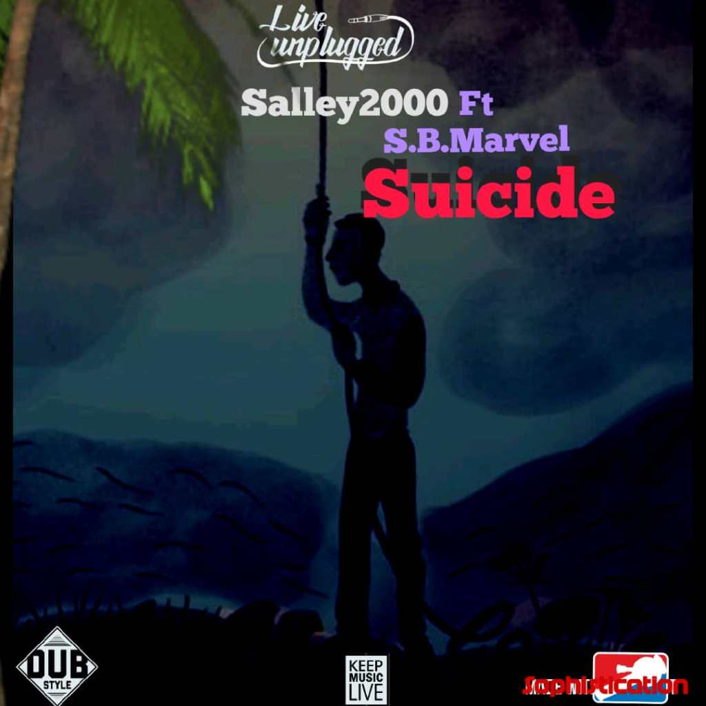 ListenGH Salley2000 ft S.B Marvel – Suicide (Prod By Salley2Thousand)