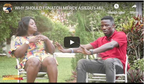ListenGH I'm not in any sexual relationship with Mercy Asiedu's husband - Ama Oduma-Odoom