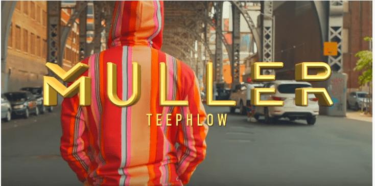 ListenGH Official Video: TEEPHLOW - MULLER ( IDGAF )