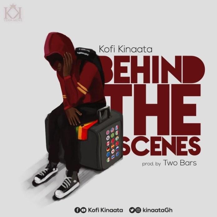 ListenGH Kofi Kinaata – Behind The Scenes (Prod. by Two Bars)