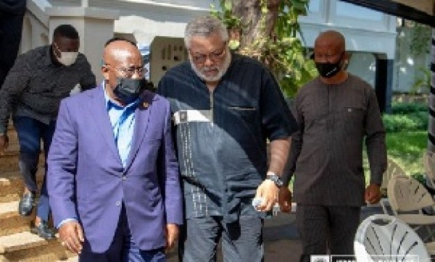 ListenGH NDC had problems with Rawlings – Alhaji Sani gives details