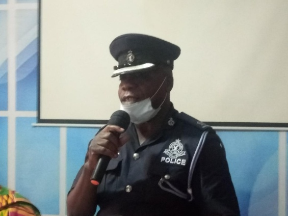 ListenGH Police caution political parties against flouting traffic regulations