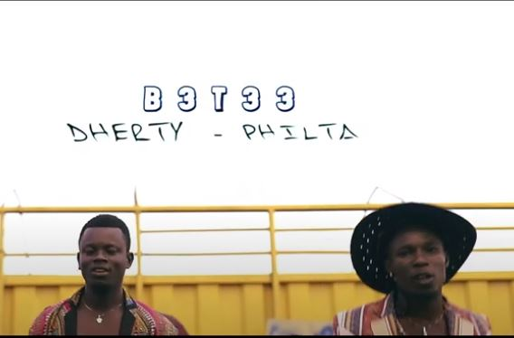 ListenGH Dherty ft Philta - B3T33 (Prod. by RyconBeatz)