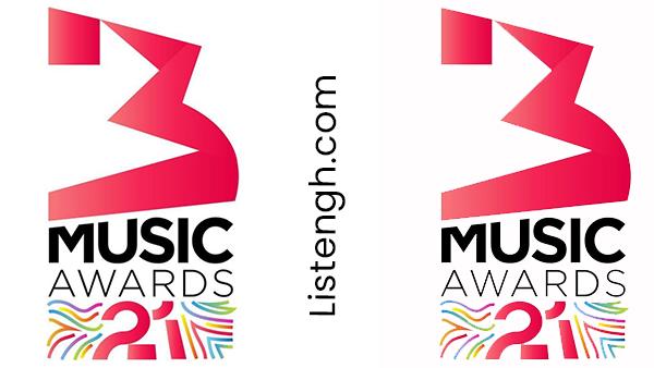 ListenGH 3 Music Awards Full List Of Winners, 2021 Edition