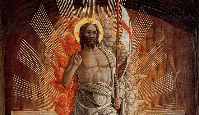 EASTER OCTAVE – Resurrection Sunday