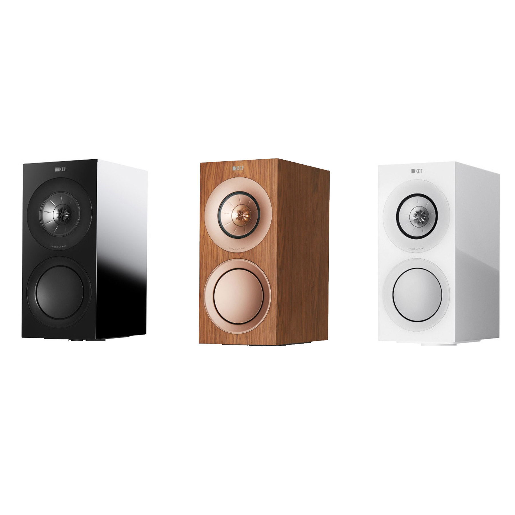 KEF R3 zonder Performance Stand - Listening Matters   High-end Audio