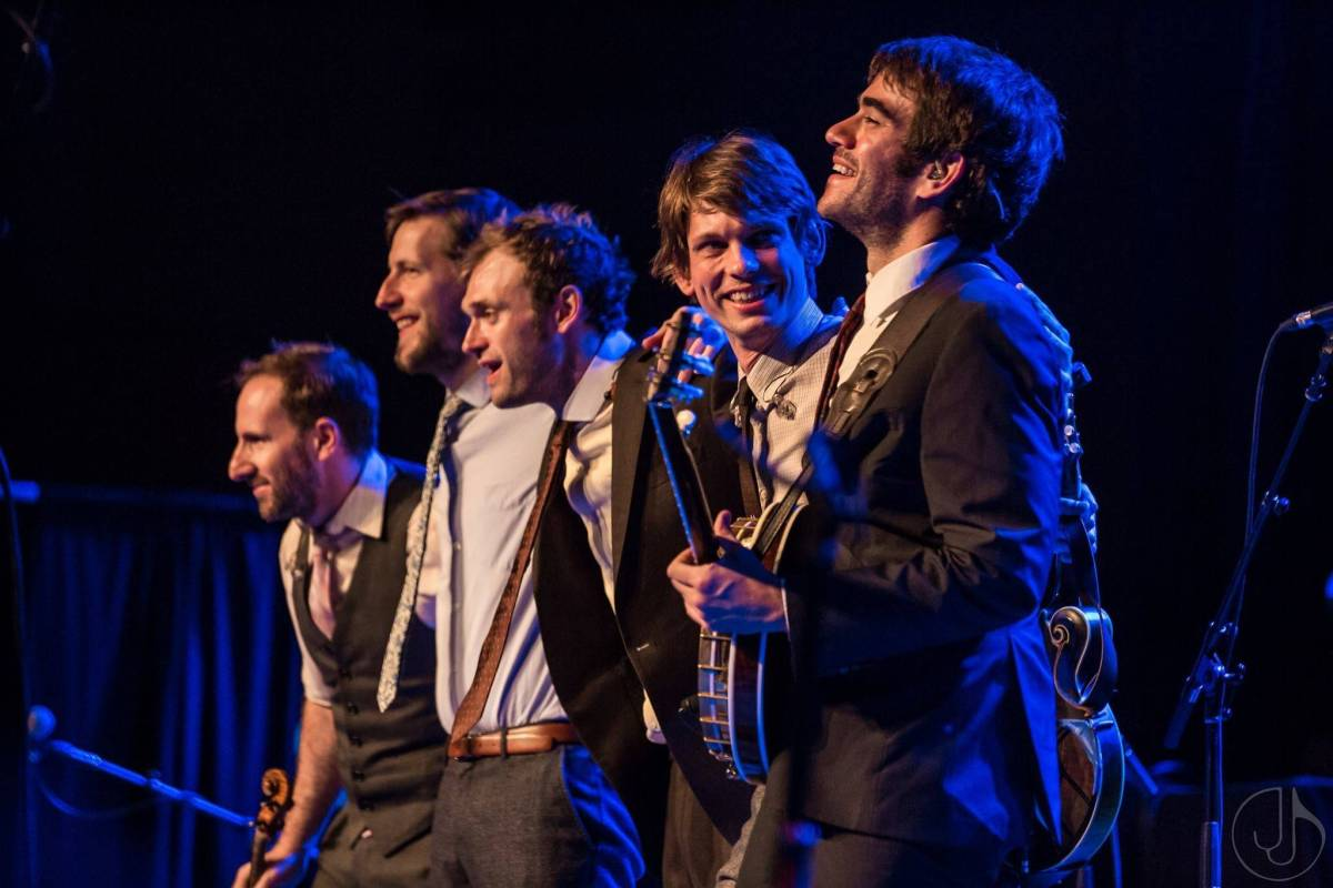 Punch Brothers Move To Terra Firma