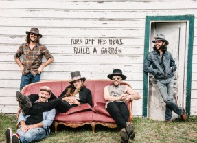 Lukas Nelson Turns Off The News