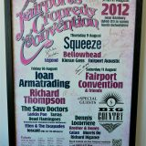 Looking Back – Fairport's Cropredy Convention 2012