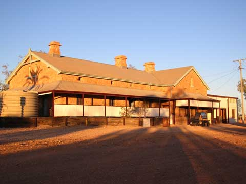 Oral history at Oodnadatta Museum