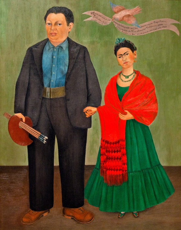 Frida Kahlo Biography & Part 1-6 Listen