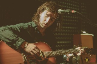Photographs of The Shelters live at the Casbah by Ryan Saint James 2016 for ListenSD