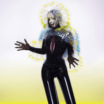 """""""Björk - Vulnicura (Official Album Cover)"""" by Source. Licensed under Fair use via Wikipedia"""