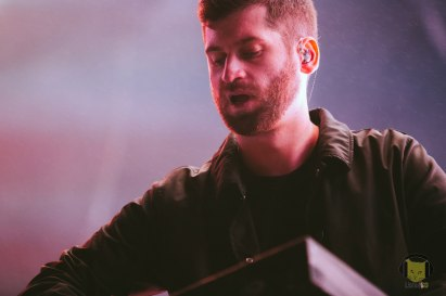 Harrison Mills of ODESZA