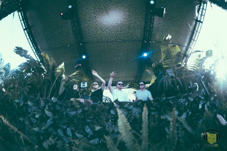 Gorgon City DJ B2B Kidnap Kid
