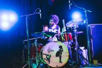 Johnny Radelat (Drums)