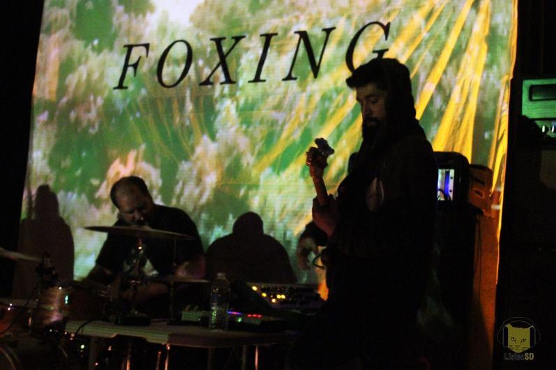 Foxing