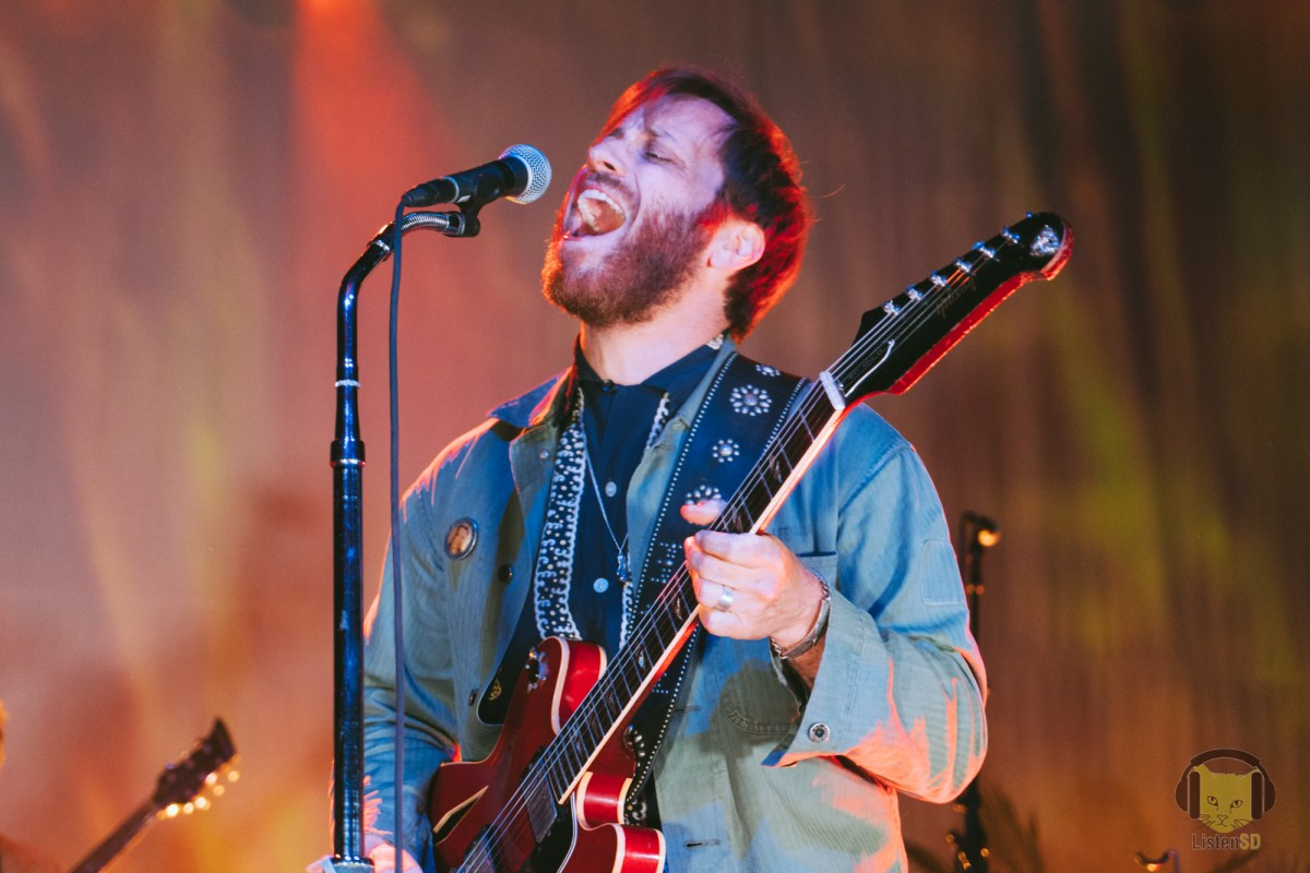 Dan Auerbach of the Arcs (cc: Summer Luu)