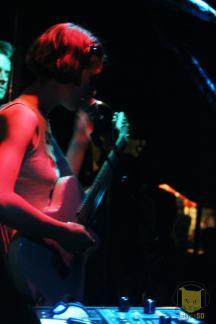 Greta Kline of Frankie Cosmos