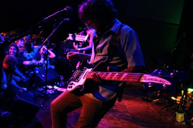 Sean Redman of Cherry Glazerr