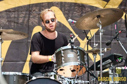 Brandon Zedaker of The Young Wild