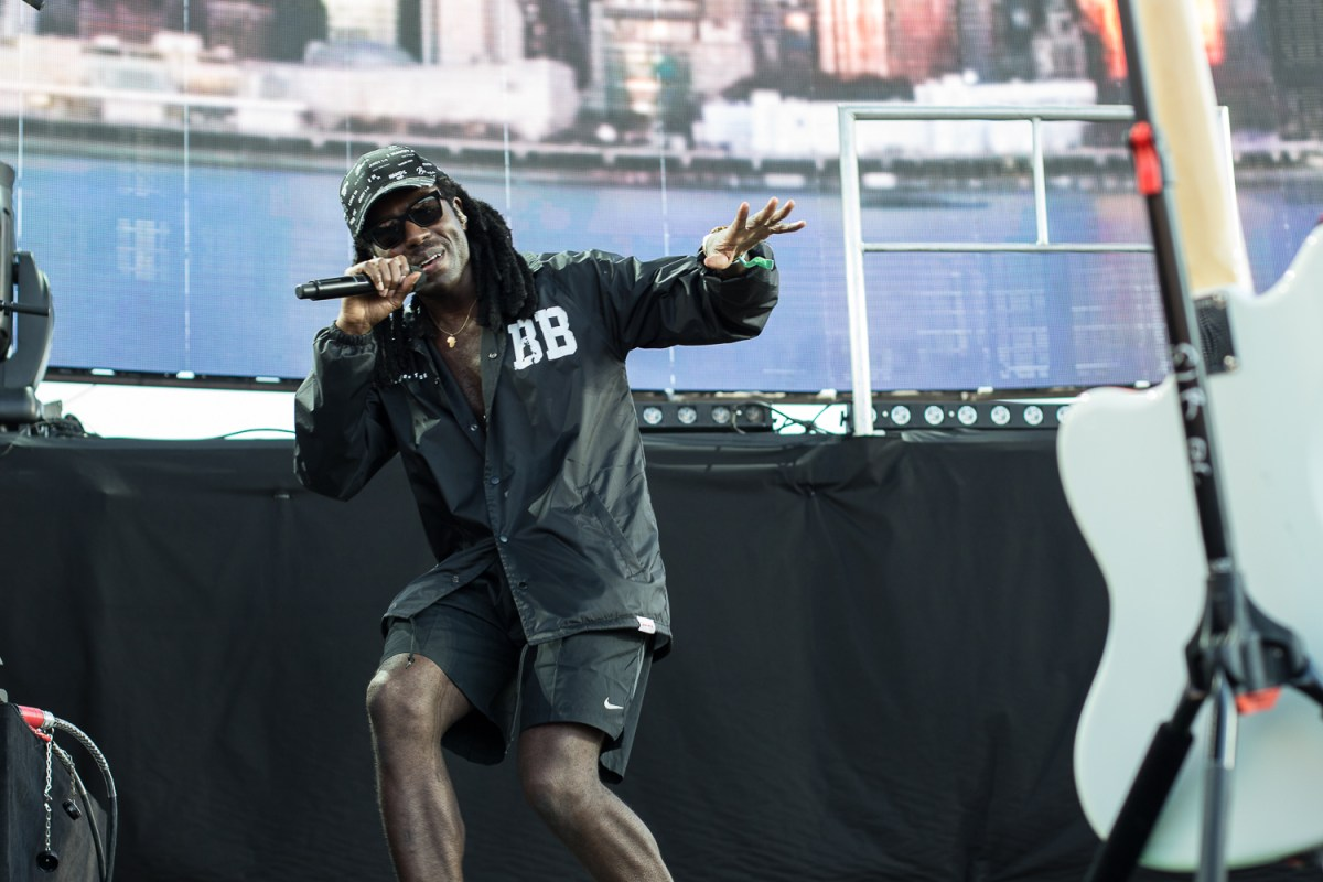 Dev Hynes of Blood Orange