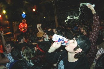 Partying with Pabst