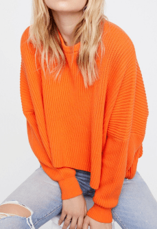 Free People Piers and Palms Pullover: $78