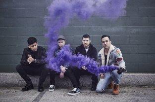 Fall Out Boy (photo credit: Pamela Littky)