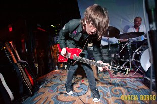 Chase Simpson of The Shelters.