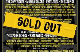 Manchester Punk Festival 2018