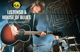 ListenSD x House of Blues Playlist (photo credit: Sylvia Garcia Borgo)
