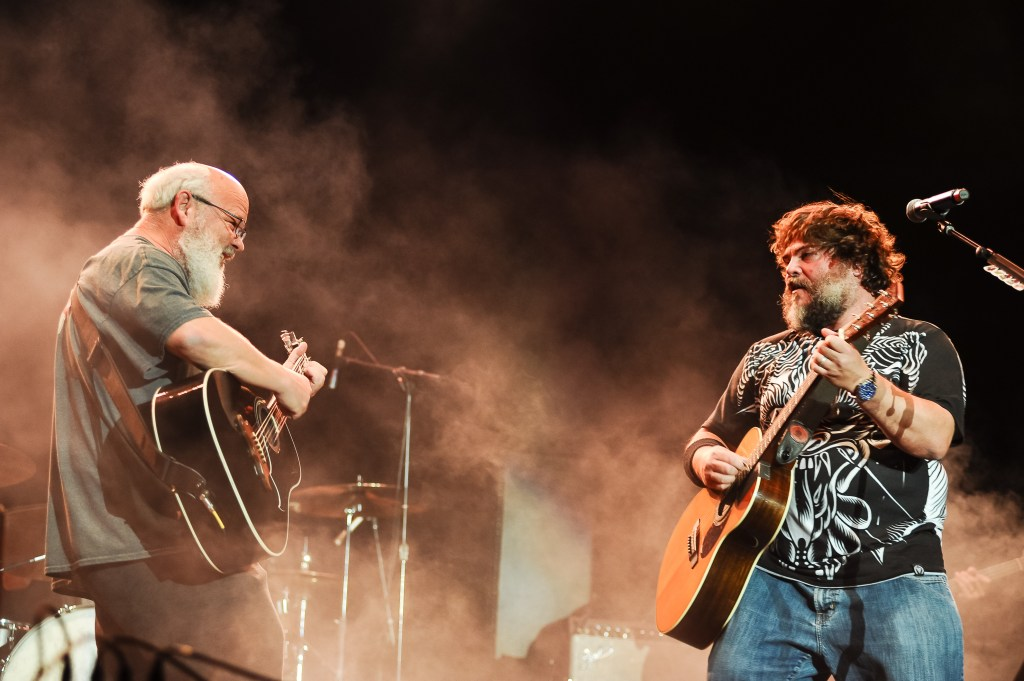 Tenacious D at Cal Jam '18 by Chris Molina