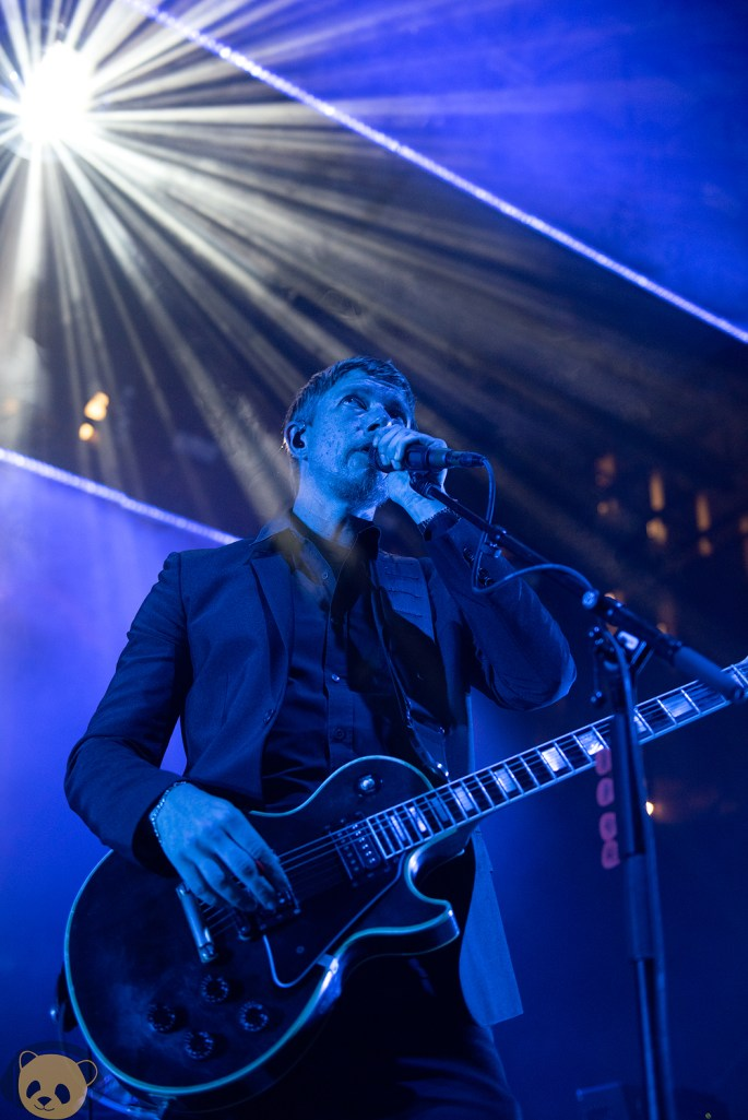 Interpol at Cal Coast Credit Union Open Air Theatre by Josh Claros