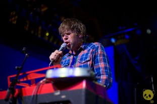 Ariel Pink at Mexican Summer's 10 Year Anniversary Show at Pioneer Works by Francesca Tirpak