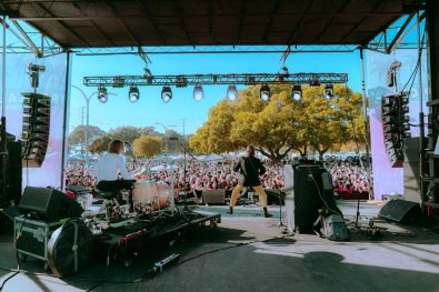 The Garden at Tropicalia Fest by GoldenVoice