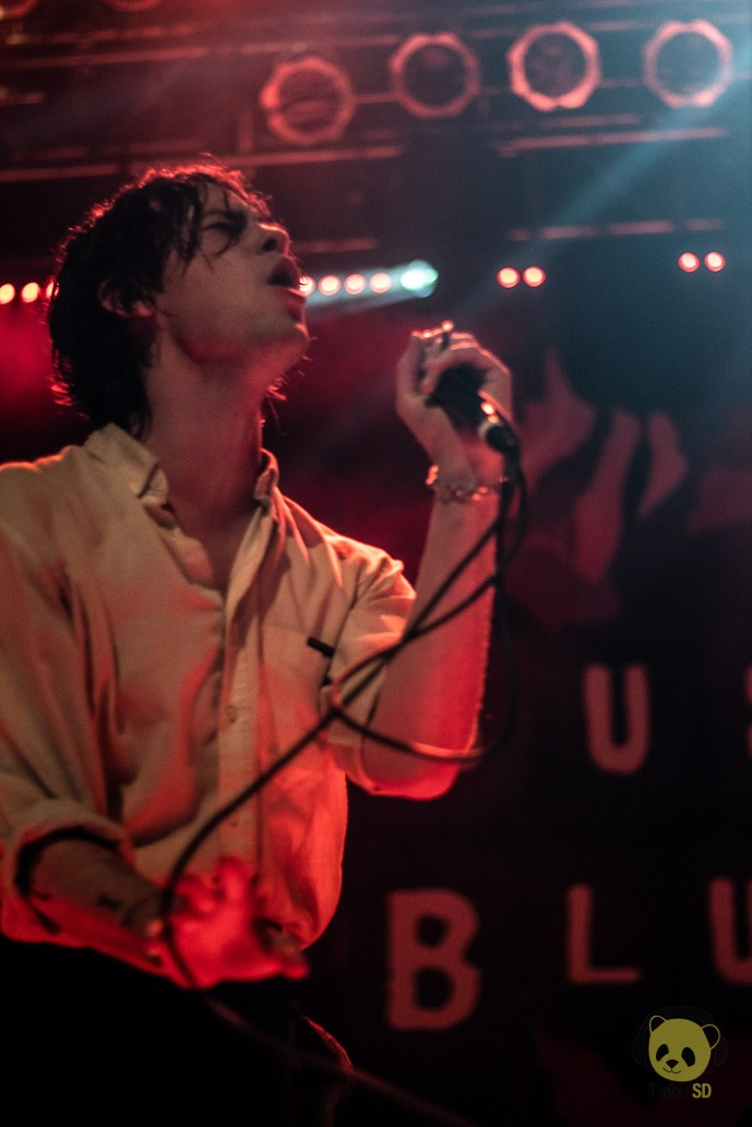 Iceage at House of Blues by Nicholas Regalado