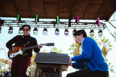 The Hurricanes at Tropicalia Fest by GoldenVoice