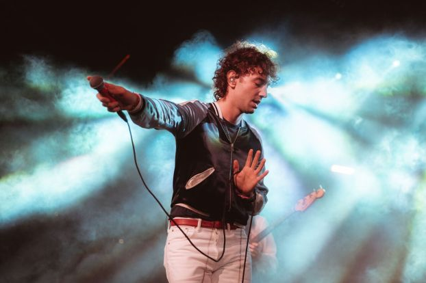 Albert Hammond Jr. at Tropicalia Fest by GoldenVoice