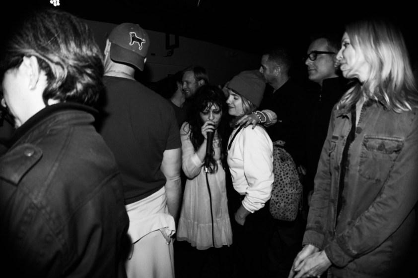 Death Valley Girls at Soda Bar by Rick Perez