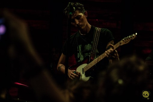 The Buttertones at the Irenic by Nicholas Regalado
