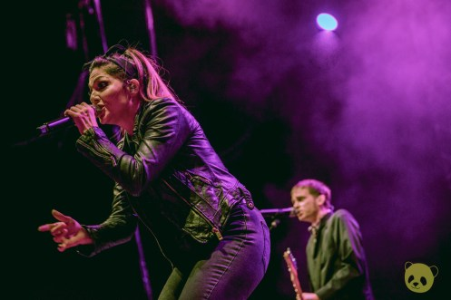 The Interrupters at Wrex the Halls by Charlie Spadone