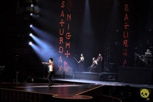 Panic! at the Disco at Pechanga Arena by Jackie Ferguson