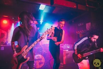Blood Youth at Key Club Leeds by Natasha Koziarska for ListenSD