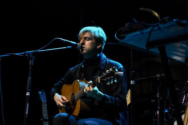 Christian Lee Hutson at Music Box by Christine Heyne for ListenSD