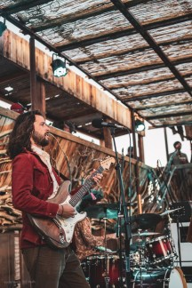 Diggin Dirt at Joshua Tree Music Festival, photo by Collin Worrel for ListenSD