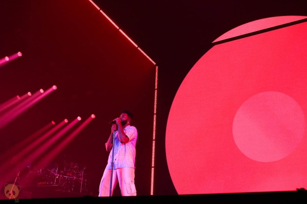 Khalid at Pechanga Arena by Mashal Rasul for ListenSD